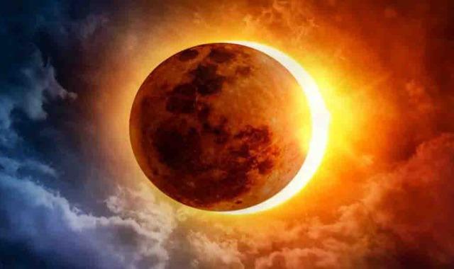 সূর্যগ্রহণ (Sun Eclipse) বান্দার জন্য সতর্কবার্তা