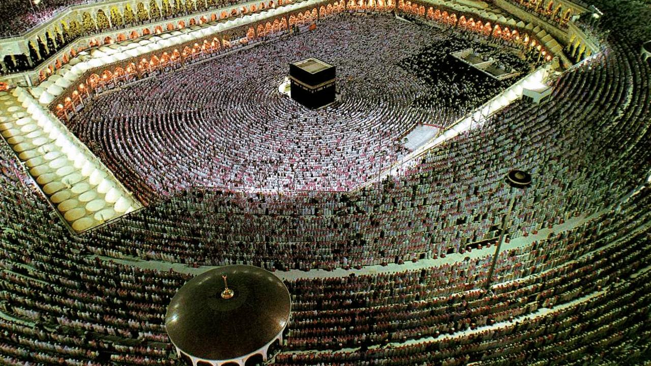 Kaba / Masjid Al Haram 4