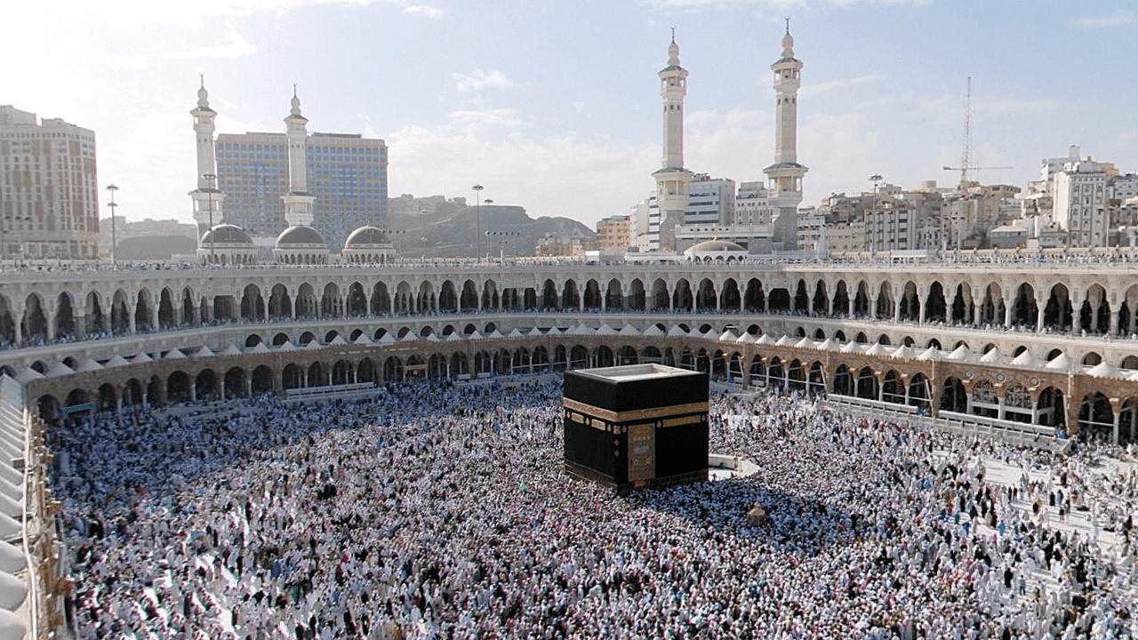 Kaba / Masjid Al Haram 3
