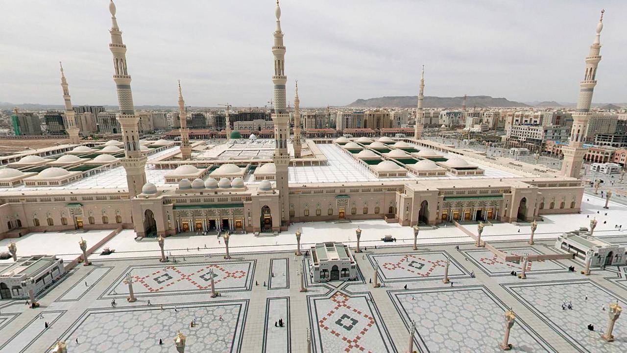 Masjid A Nababi