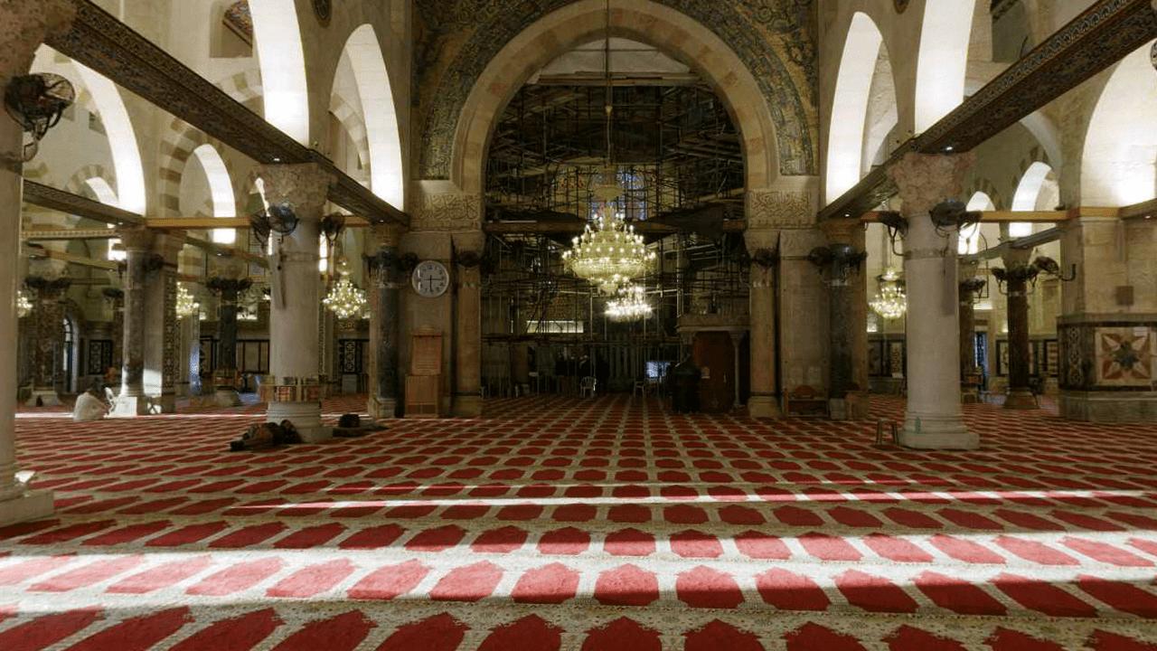 Masjid Al Aqsa 2