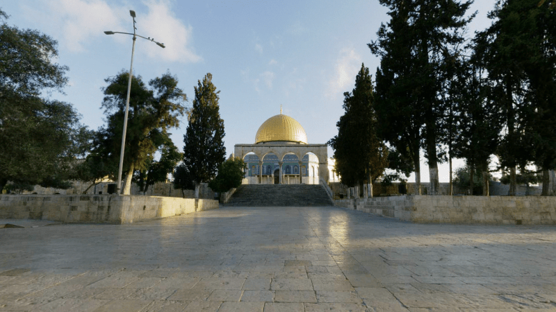 মসজিদ আল আকসা / বাইতুল মুকাদ্দাস,  Masjid Al Aqsa (ছবি)