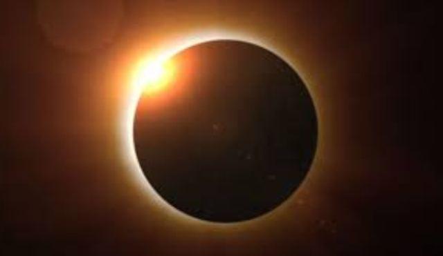 সুর্যগ্রহণ (Solar Eclipse) এর সময় সালাত ও সাদাকা করা
